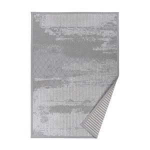 Szary dywan dwustronny Narma Nehatu, 140x200 cm