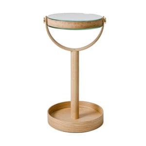 Lusterko stołowe z półeczką Wireworks Magnify