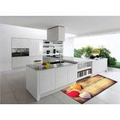 Wysoce wytrzymały dywan kuchenny Webtapetti Sweethearts, 60x115 cm