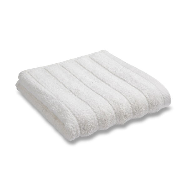 Ręcznik Soft Ribbed Cream, 100x180 cm