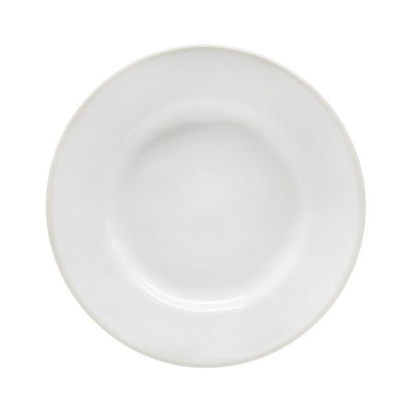 Biały talerz ceramiczny Costa Nova Astoria, ⌀ 15 cm