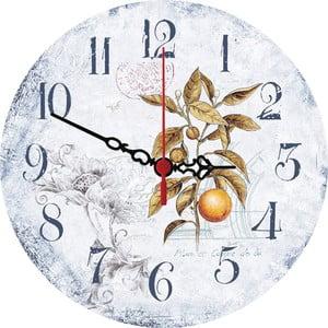 Zegar ścienny Orange, 30 cm