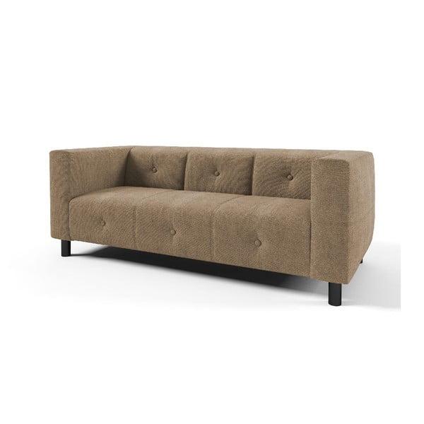 Trzyosobowa sofa Lavender, beżowa