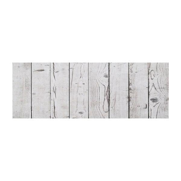 Dywan winylowy Tablas Blanco Gris, 50x140 cm