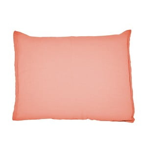Pomarańczowo-różowa poszewka na poduszkę Opjet Ville, 35x50 cm