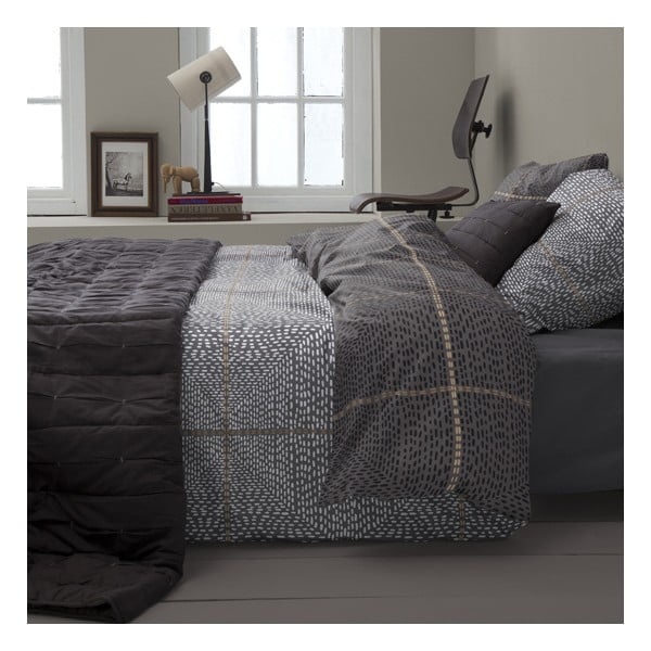 Pościel Yuuto Grey, 200x200 cm