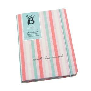 Notatnik dla moli książkowych Book Journal