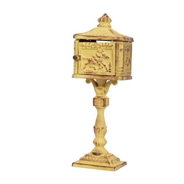 Dekoracyjna stojąca skrzynka na listy Antic Line Letter, wys.24cm