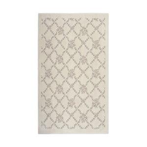 Brązowy dywan bawełniany Floorist Sarmasik, 100x200cm