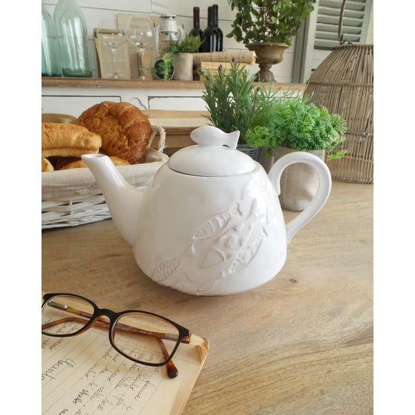 Ceramiczny dzbanek do herbaty Orchidea Milano Coastal,700ml