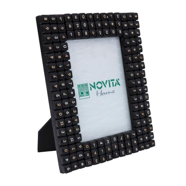 Ramka na zdjęcia z klawiatury Novita,16x22 cm
