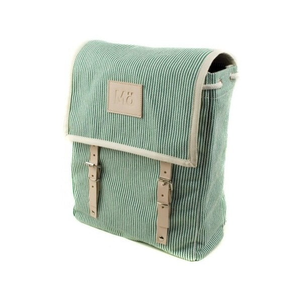 Plecak Green Stripe Globby