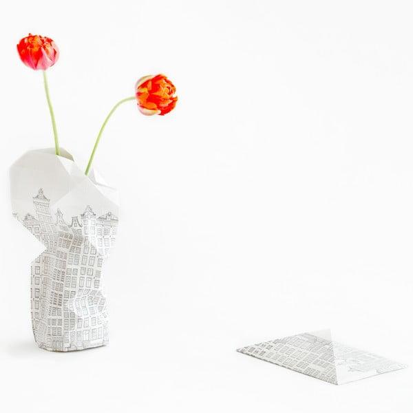Papierowy wazon Canal Houses