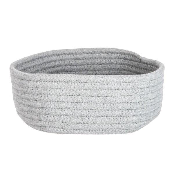 Koszyk Cotton Grey, 26x24 cm