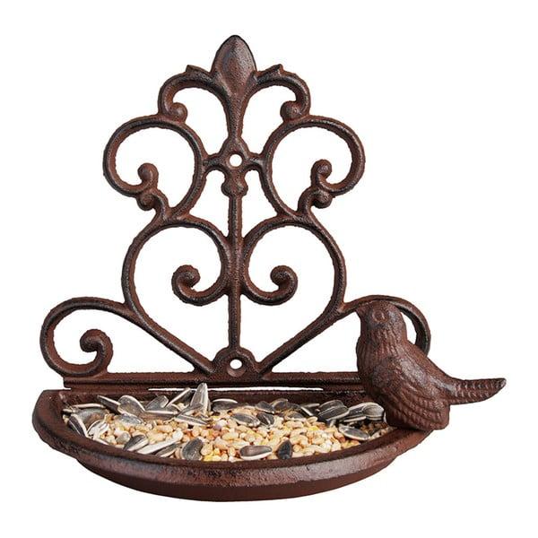 Żeliwny karmnik dla ptaków Esschert Design, szer.18,3cm