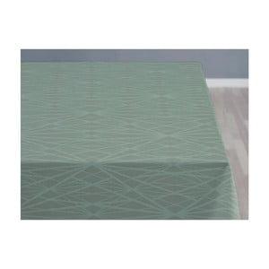 Zielony obrus Södahl Diamond, 140x180 cm