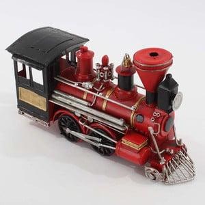 Dekoracja Red Train