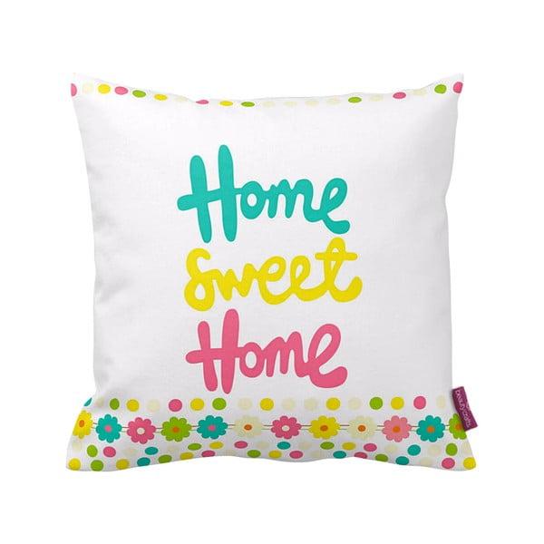 Poduszka Home Sweet, 43x43 cm