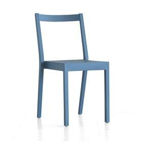 Krzesło Kent, niebieskie