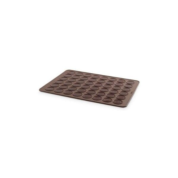 Silikonowa mata do pieczenia makaroników, 40x30 cm