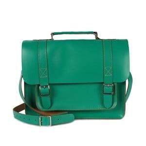 Torebka Boho Briefcase, zielona