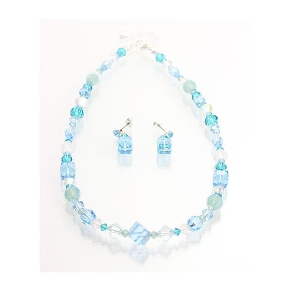 Zestaw Bijoux Elements Aqua
