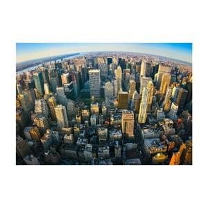 Dywan winylowy NYC, 52x75 cm