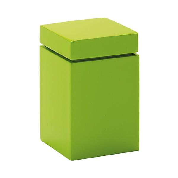 Pojemnik kosmetyczny Taco, zielony