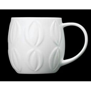 Kubek z angielskiej porcelany Plum Pod