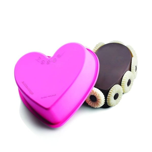 Forma do ciasta Heart Cake, 14x13, 4x4 cm