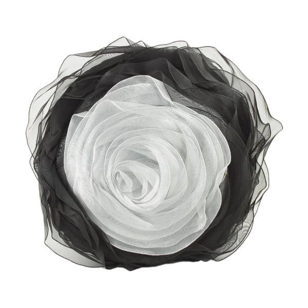 Materiałowa róża dekoracyjna CIMC Silver Rose