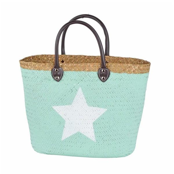 Wiklinowy koszyk Star Mint