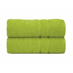 Ręcznik Sorema Basic Lime, 30x50 cm