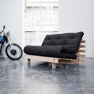 Sofa rozkładana Karup Roots Raw/Gray