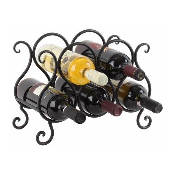 Stojak na wino Rustic Metal