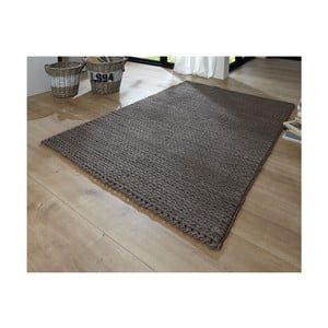 Dywan Circolare Brown, 170x240 cm