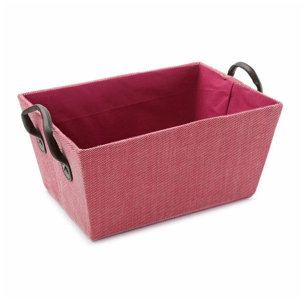 Kosz z uchwytami Pink Handle