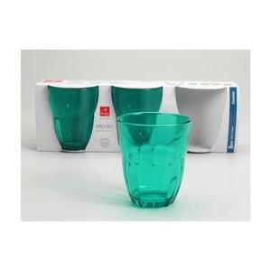 Zestaw szklanek Ercole Blue, 3 szt.
