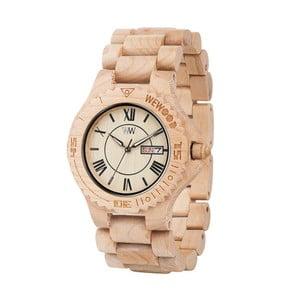 Drewniany zegarek Roman Beige
