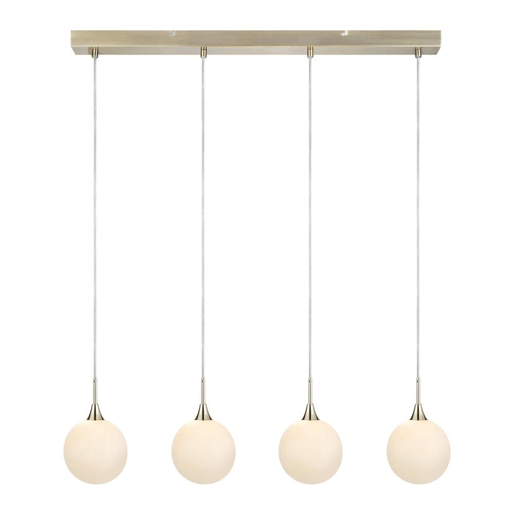 Lampa wisząca Markslöjd Quattro XL Pendatn 4LAntique