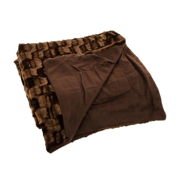 Pled Chocolate Winter, 130x150 cm