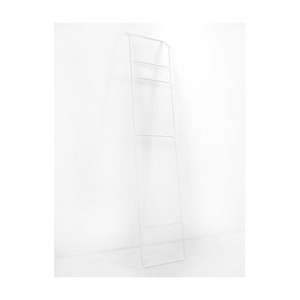 Biały wysoki stojak na ręczniki Serax Wally