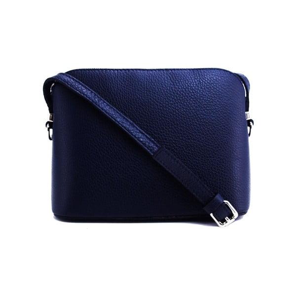 Skórzana torebka Cristella Blue