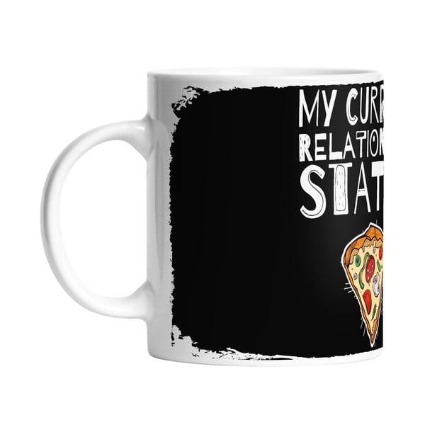 Kubek Butter Kings Pizza Relationship