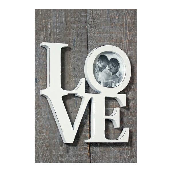 Naścienna ramka na zdjęcia Deco Love