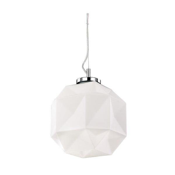 Lampa wisząca Crido Crystal, 21 cm