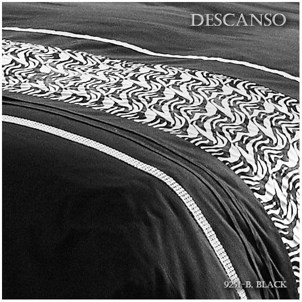 Pościel Descanso Black Story, 240x200 cm