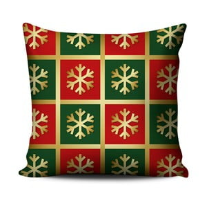 Poszewka na poduszkę Christmas V44, 45x45 cm