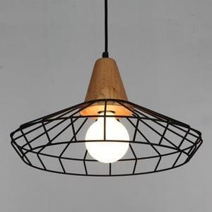 Lampa wisząca z żarówką LED SOB Denli