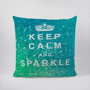 Poduszka Keep Calm And Sparkle